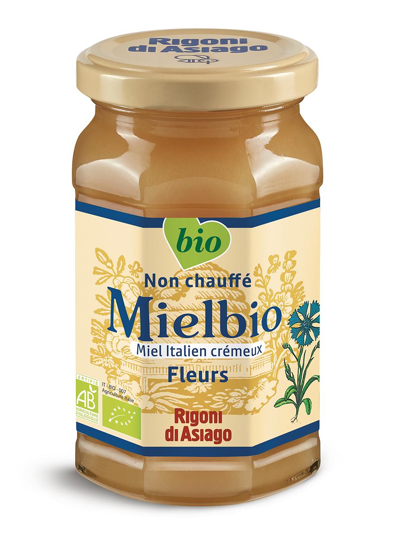 Miel de fleurs (crémeux)